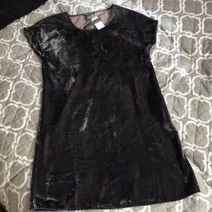 Velvet Grey Dress 🌺